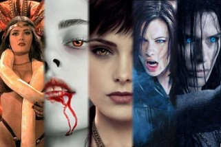 Top 20 Sexiest Female Vampires