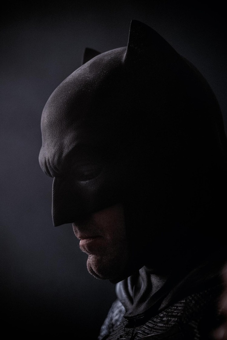 New Photo of Ben Affleck as Batman