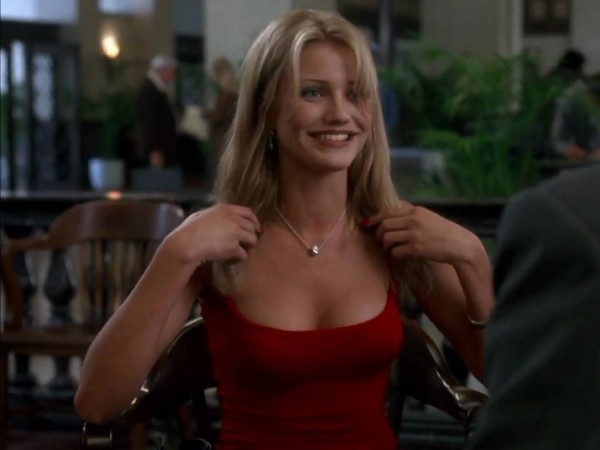Cameron Diaz the MAsk
