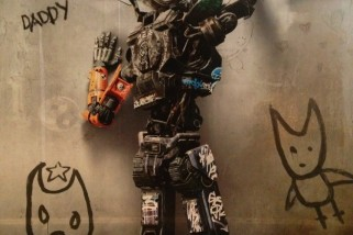 First Chappie Poster Starring Hugh Jackman Released
