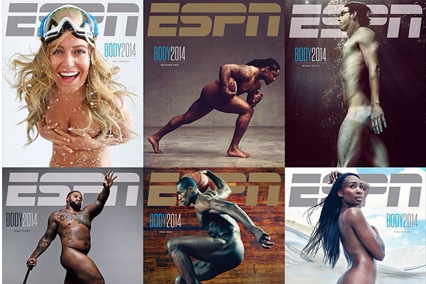 ESPN Body Issue