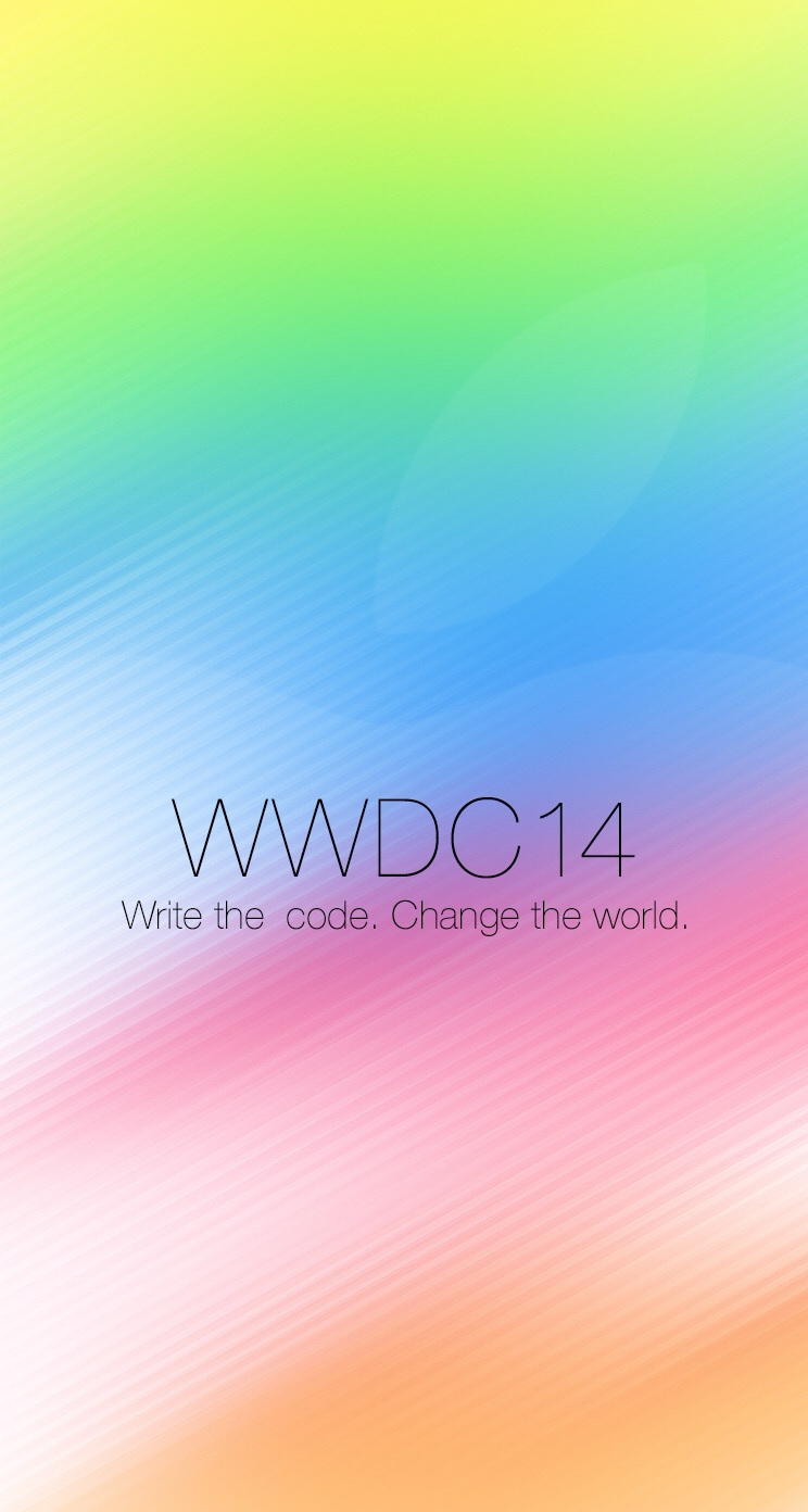 Download The Apple iOS8 and WWDC Wallpapers