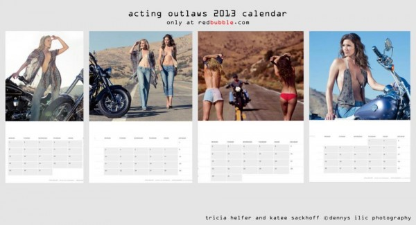 acting outlaws calendar