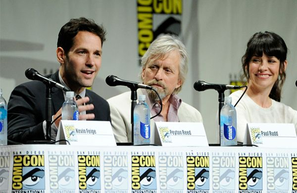 Comic-Con: 'Ant-Man' Footage and Characters Unveiled