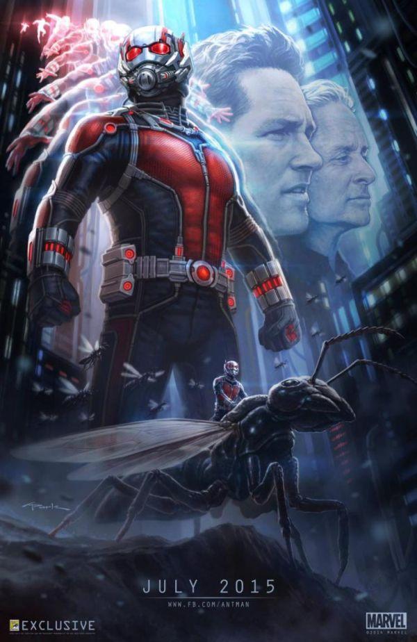 """Ant-Man"" concept art"