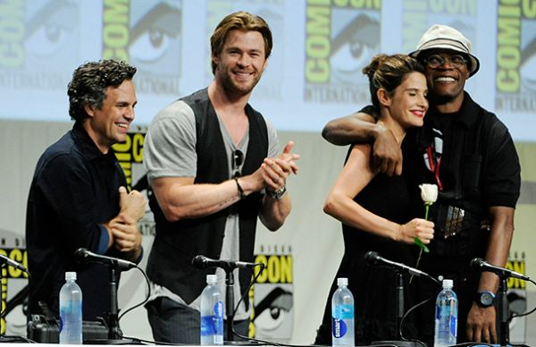 Comic-Con: 'Avengers 2' Footage Unleashed