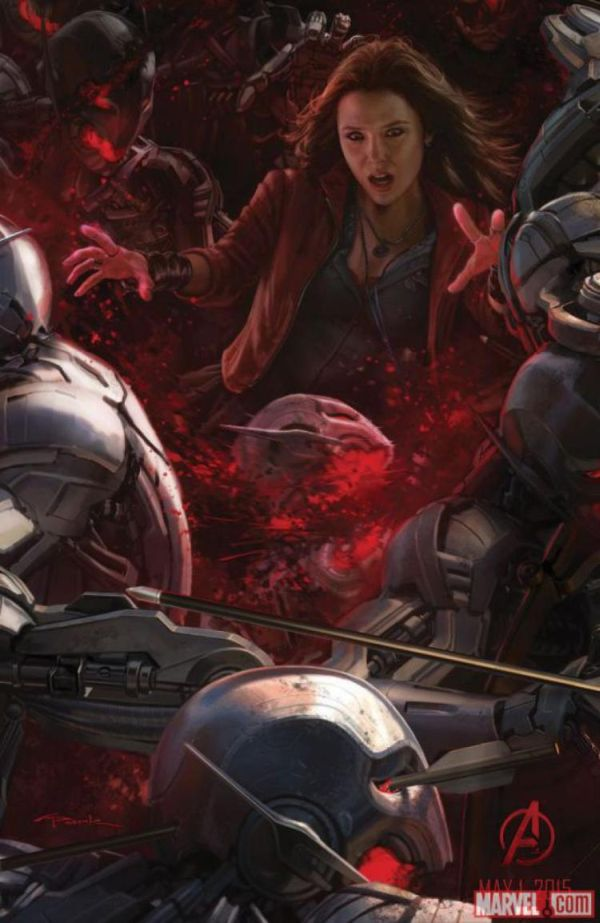"""Avengers:Age of Ultron"" concept art"