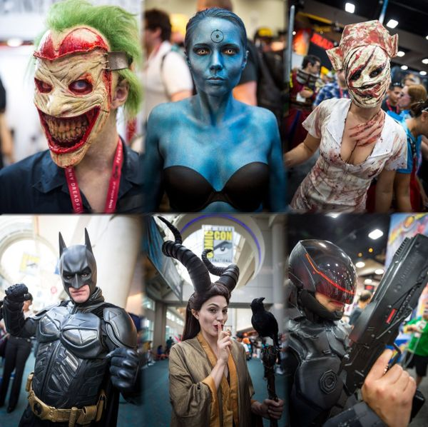Collection of the Best Comic-Con 2014 Cosplay Pictures
