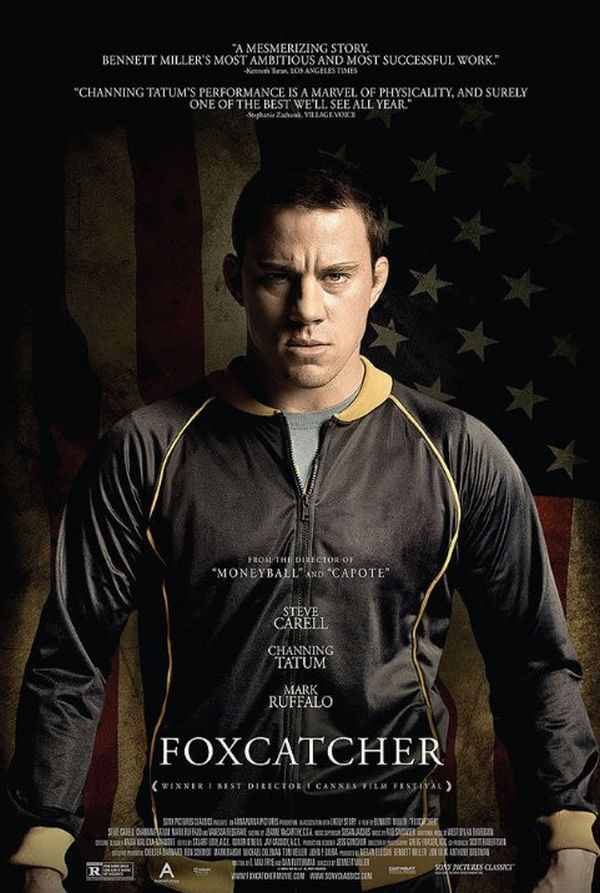 Channing Tatum Goes Psycho in 'Foxcatcher' Trailer