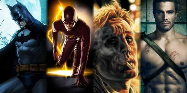 DC's 'Gotham', 'The Flash' and 'Constantine' to Storm Comic-Con 2014