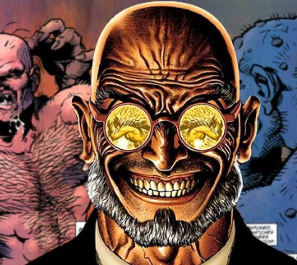 'Gotham' Showrunner Talks Harvey Dent and Hugo Strange