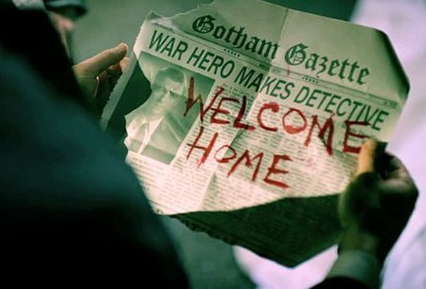 Villains Welcome Gordon Home in New 'Gotham' Trailer