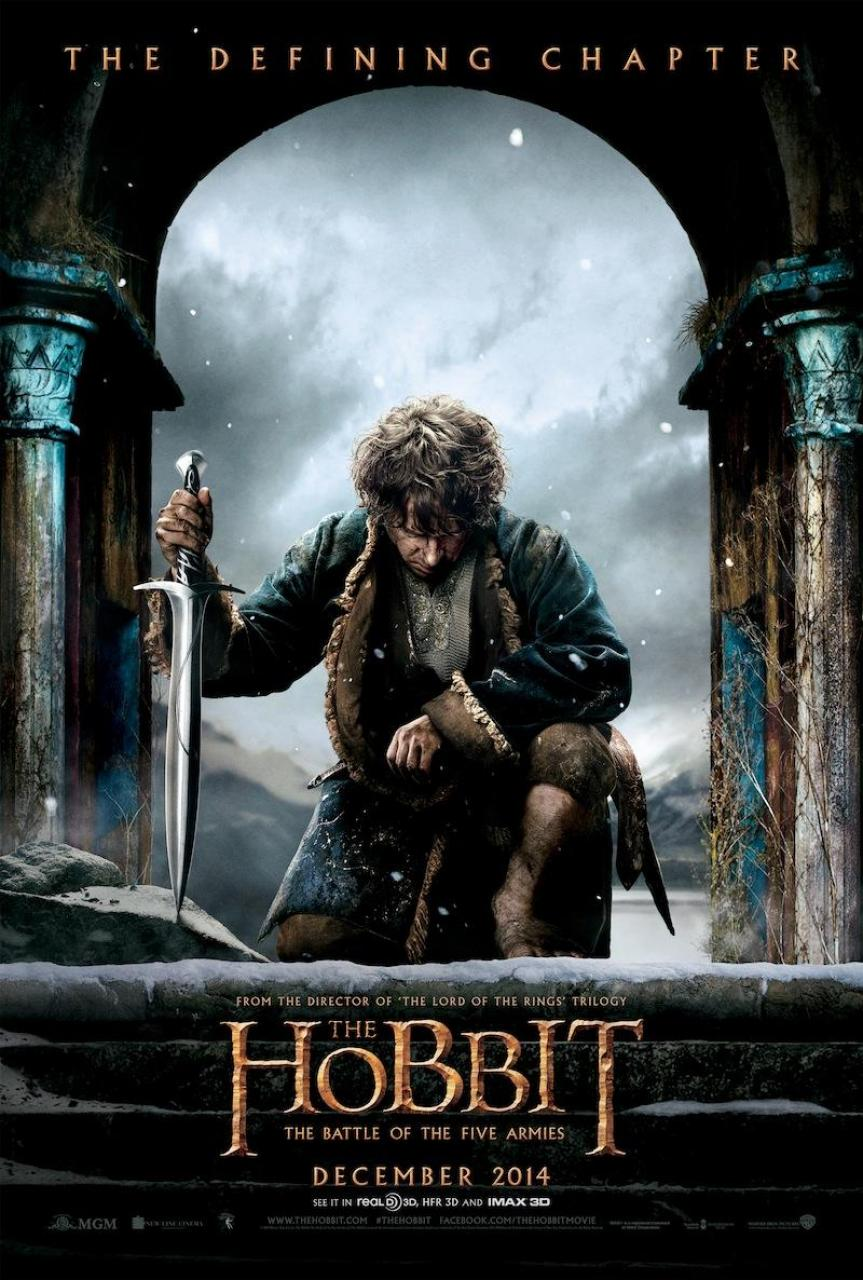Comic-Con: First Trailer For The Hobbit: The Battle of the Five Armies