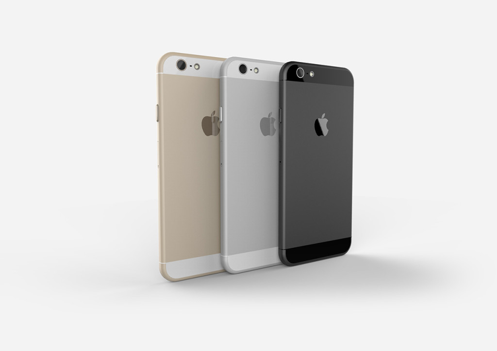 More iPhone 6 Concept Images to Drool Over