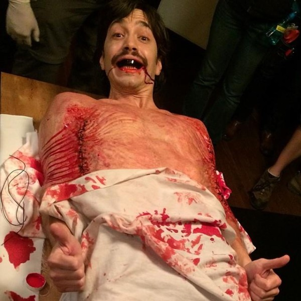 Horror Film 'Tusk' First Trailer, Will Justin Long Survive the Transformation?
