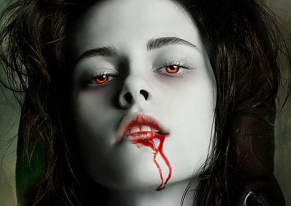 vampire lady blood