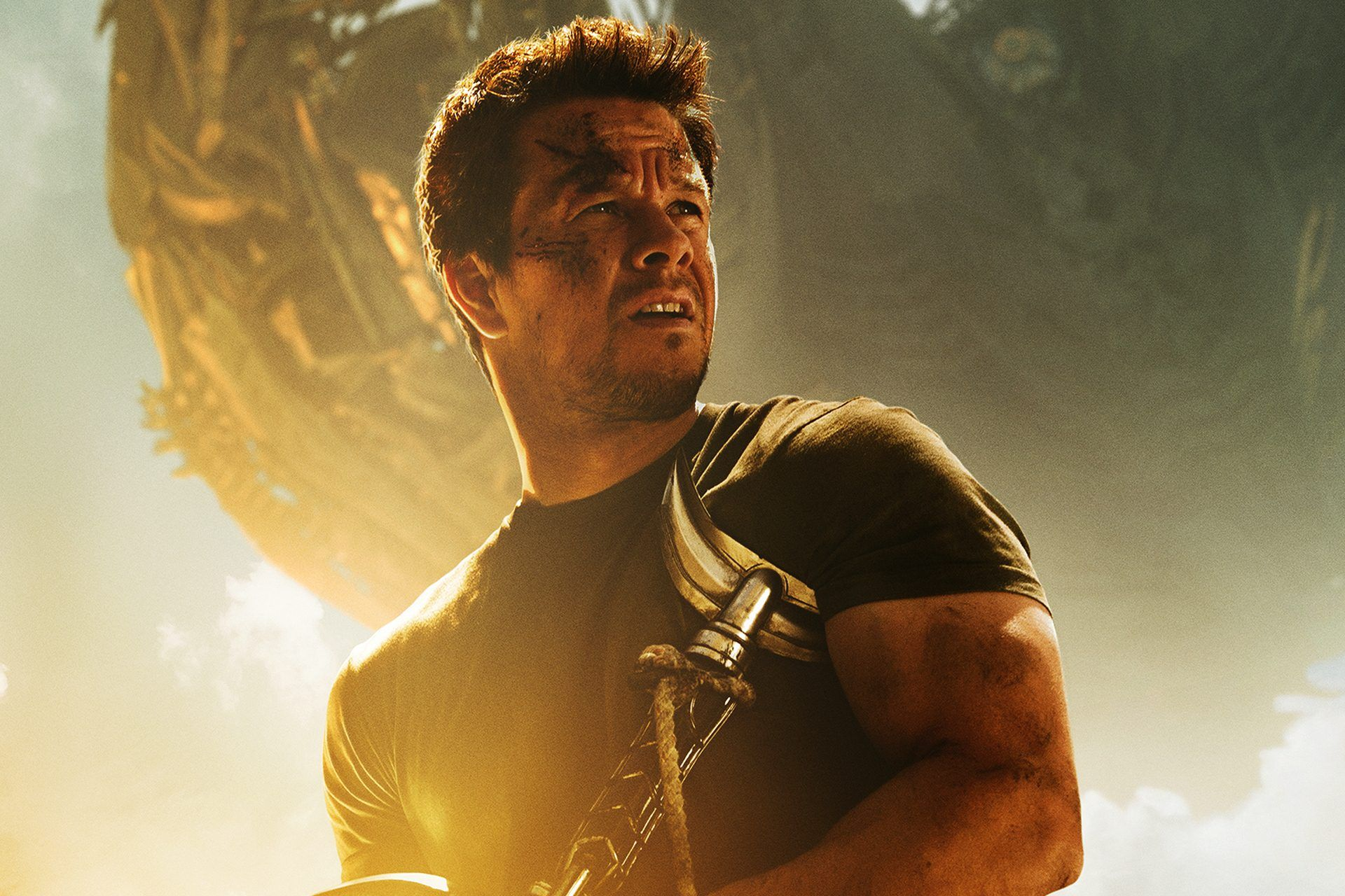 Is Mark Wahlberg the New 'Six Million Dollar Man'?
