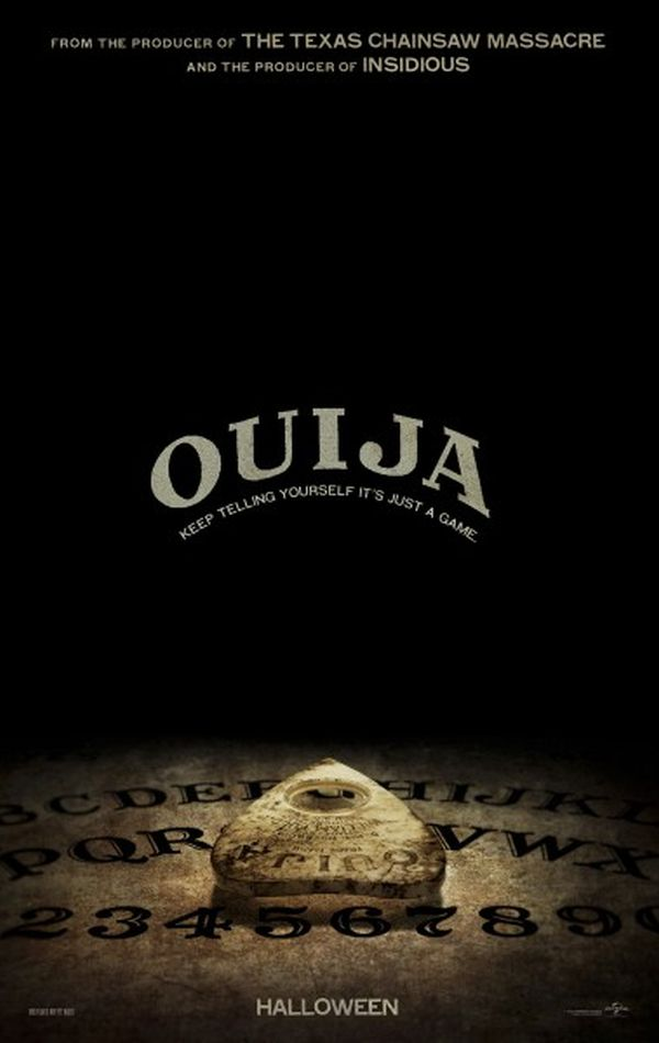 Horror Movie 'Ouija' and Keanu Reeves' 'John Wick' Steal Top Spots at the Box Office