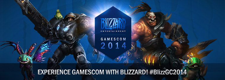 Blizzard To Unveil Warlords of Draenor Cinematic Video At GamesCom 2014