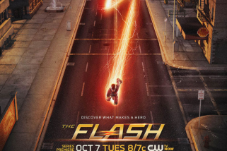 New Flash Poster Filled With Easter Eggs and 3 New Villains