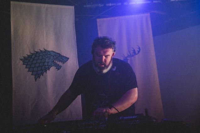 Hodor DJ Rave 2