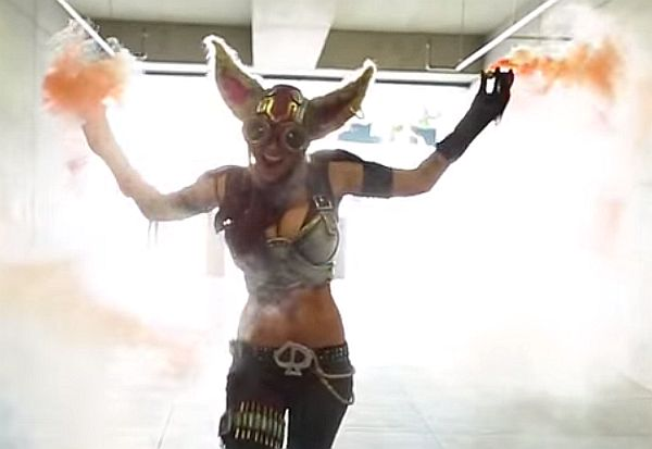 Best Anime Expo 2014 League of Legends Cosplay Video pic courtesy of YouTube