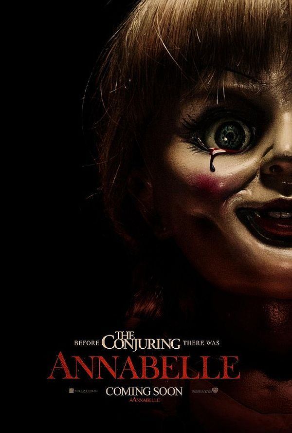 Second 'Annabelle' Trailer Unveils The Evil Origins