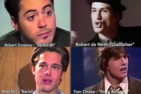 40 Rare Celebrity Audition Tapes You Want to See (images courtesy of YouTube)