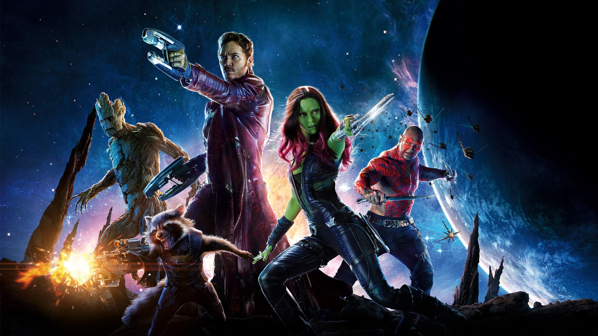 "Robert Downey Jr. Says 'Guardians Of The Galaxy' is ""The Best Marvel Movie Ever"""