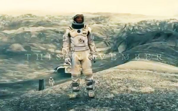 'Interstellar' Trailer: New Planet Search Begins