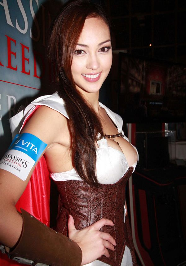 Jessica Cambensy Assassin's Creed Cosplay