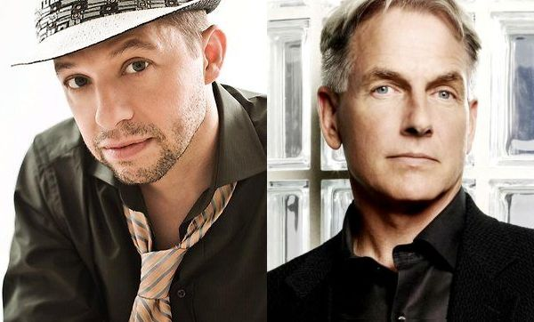 Jon Cryer and Mark Harmon