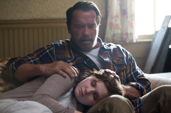 Arnold Schwarzenegger's Zombie Thriller 'Maggie' Release Date Announced