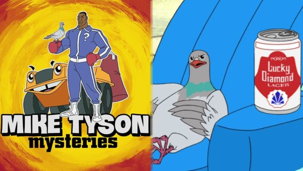 """Mike Tyson Mysteries"" Trailer PLUS Jamie Foxx to Play Mike in Biopic"