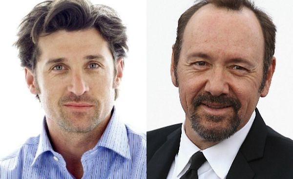 Patrick Dempsey and Kevin Spacey