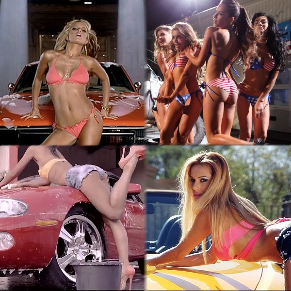 Jessica simpson bikini music video