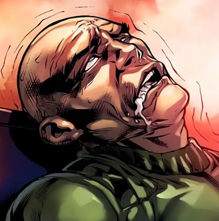 Charles Xavier Dead