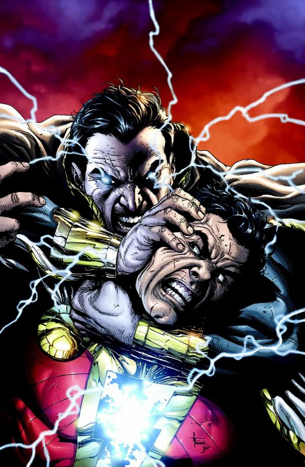 Dwayne Johnson Confirmed as Black Adam In Shazam