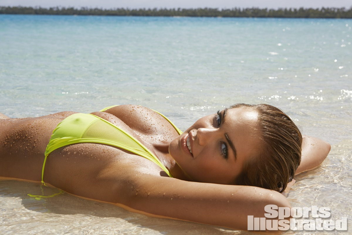 The Kate Upton 2014 Swimsuit Gallery and Video We've Been Waiting For
