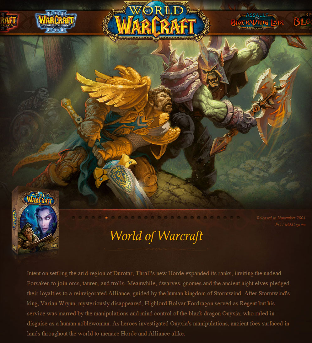 My World of Warcraft Journey Begins Part 2 – You Are Not Prepared!