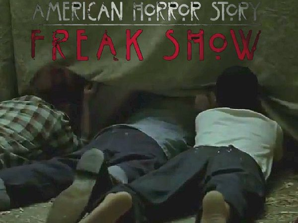 'American Horror Story: Freak Show' New Teaser: Don't Peek!