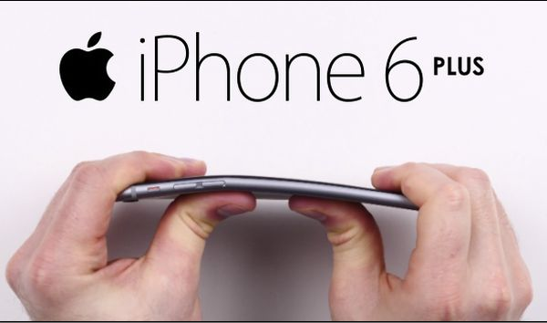 Anyone Else Noticed the iPhone 6 Plus Bending Badly?