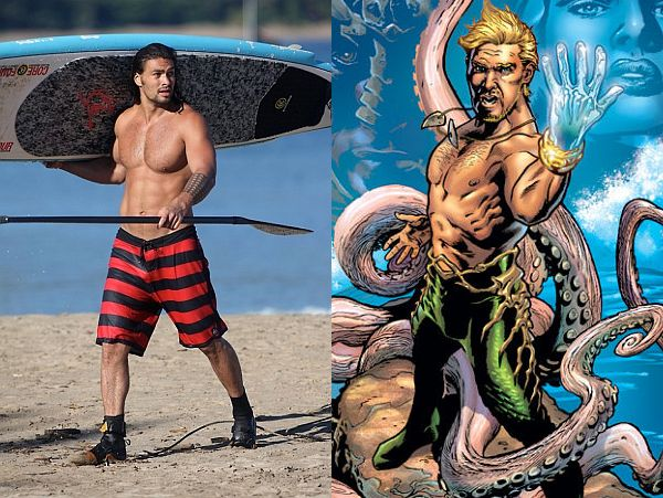 Rumor: Aquaman's Introduction in 'Batman v Superman: Dawn of Justice' Revealed