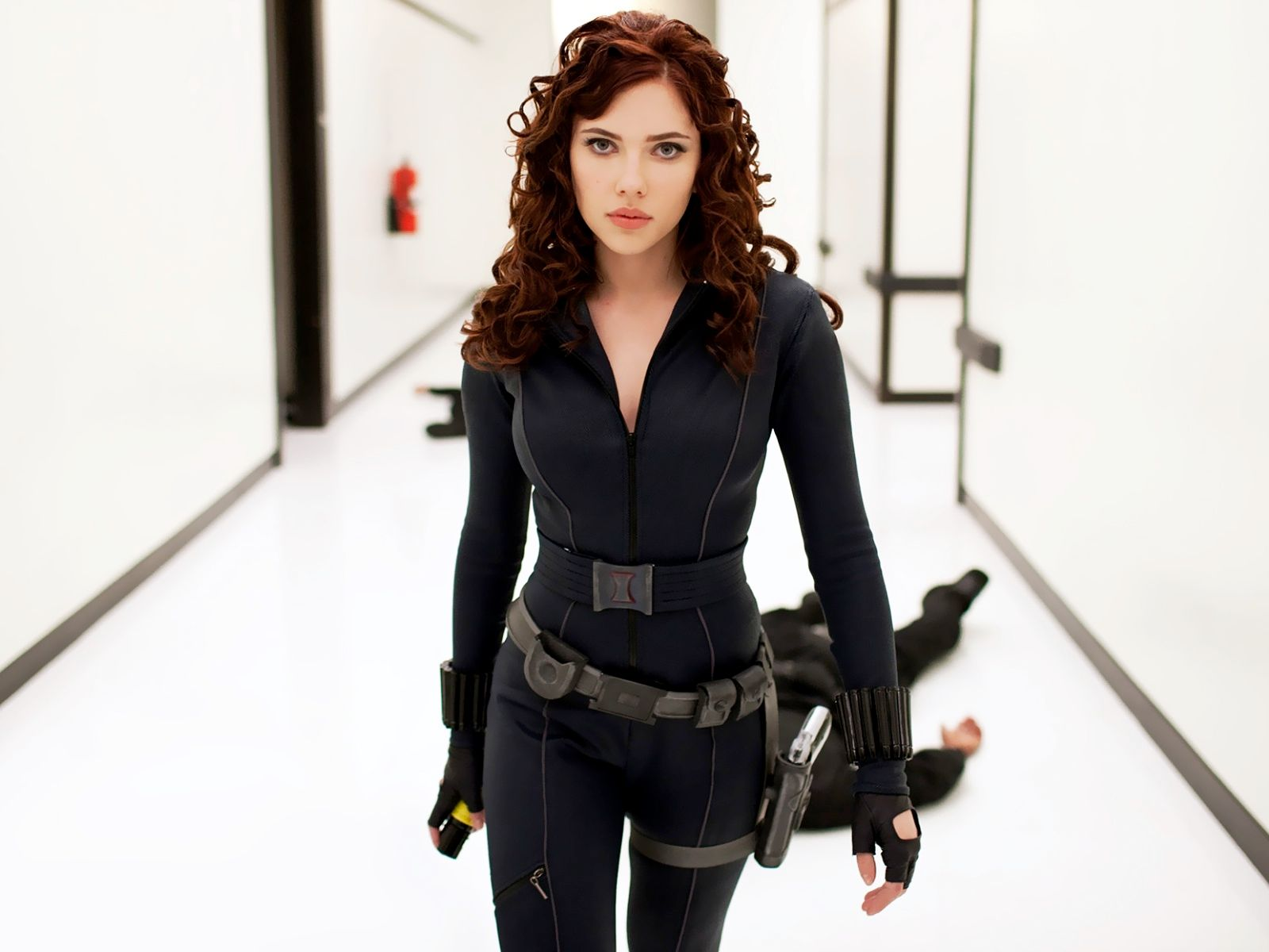Stan Lee Says 'Black Widow' Will Have Her Own Movie