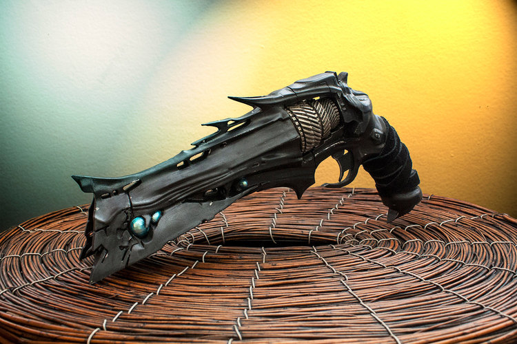 Awesome Destiny Thorn Gun Collectible