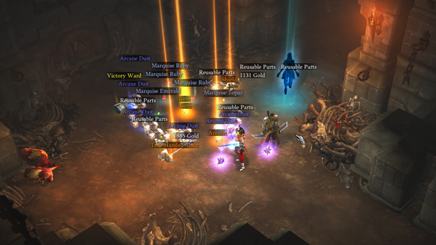 Score More Legendary Loot After Diablo 3 Patch 2 1 - GeekShizzle