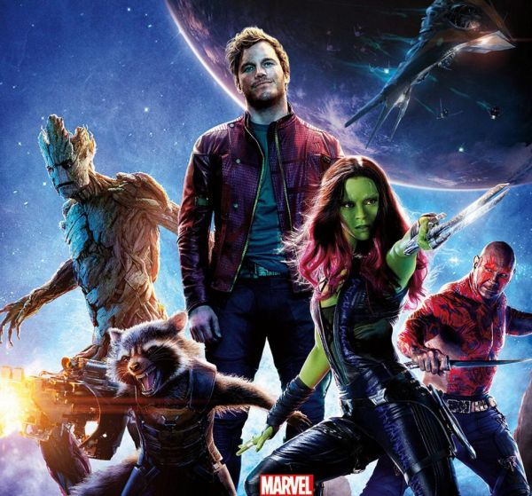'Guardians of the Galaxy' is Officially Marvel's Third Highest-Grossing Movie Ever
