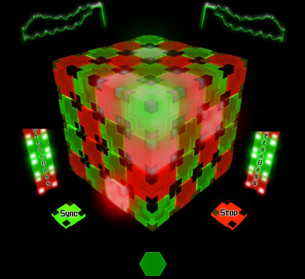 Create Your Own Dubstep Music Cube