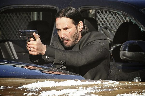 First Trailer Released for Keanu Reeves Revenge Movie 'John Wick'