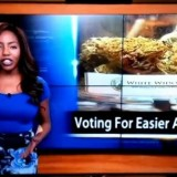 "KTVA TV Reporter Says ""F#ck it, I Quit"""